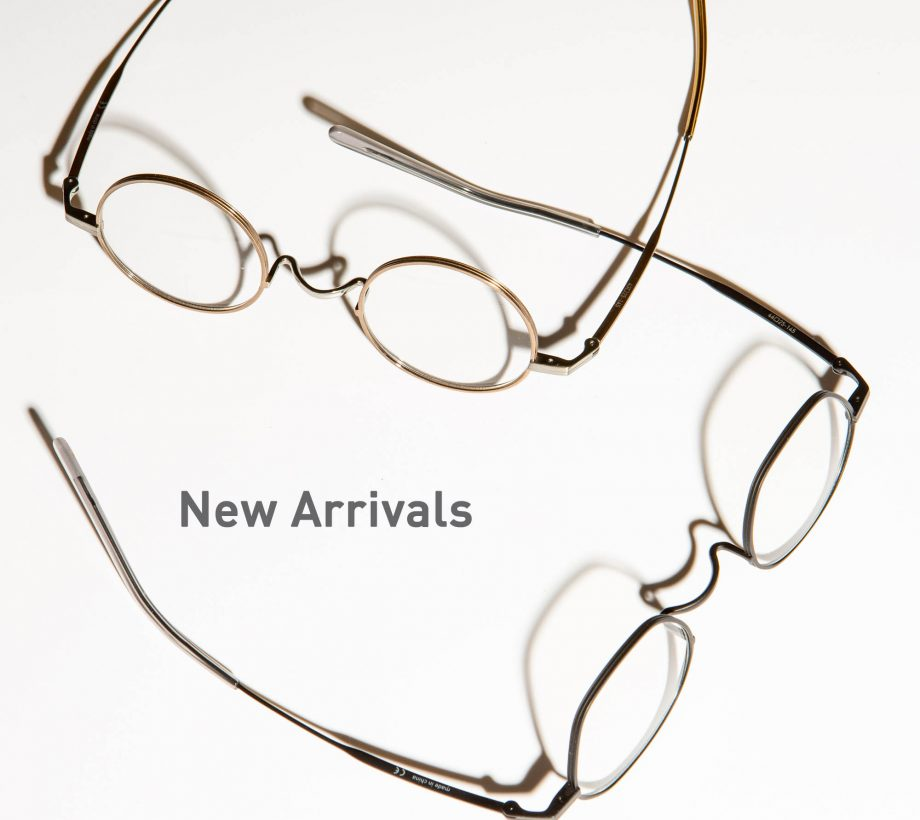 5. New arrivals